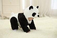 Младенцы фотография форма животного детские комбинезоны одежда для зима