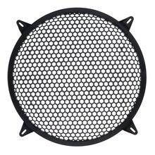 Сетка для сабвуфера автомобиля Усилитель для гриля сетка-10 дюймов