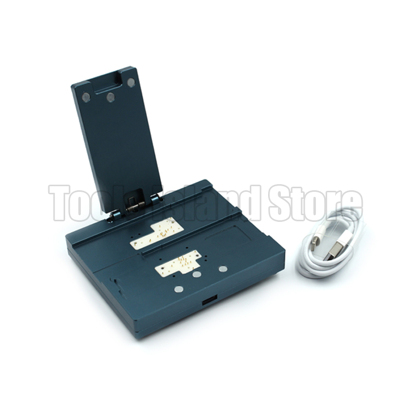 PRO3000S IPad 5 6 air12 ICloud Unlock Adapter Avoid Remove NAND fix activation