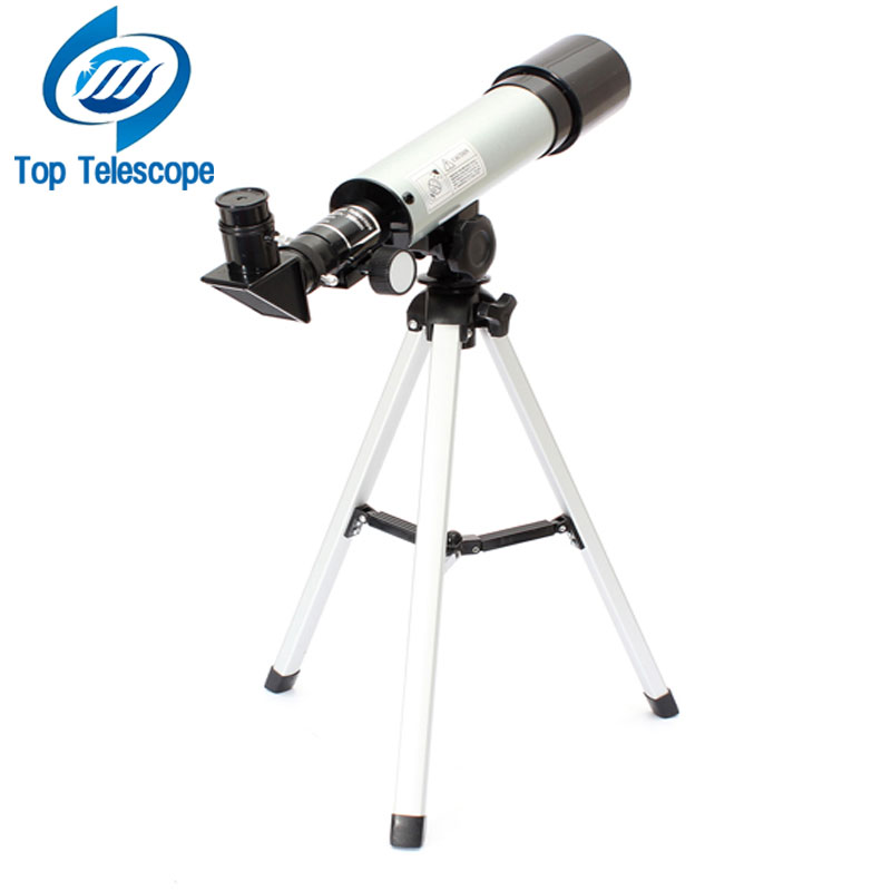 ФОТО 60X Refractive Astronomical F36050 Telescope astronomic Monocular telescope Space Spotting Scopes with Tripod free shipping