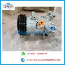Auto a/c compressor de ar condicionado para Toyota RAV4 Avensis A3 (T27) Auris 5SE12C dcp50035 8831002400 8831042250 447190-5200 447260-1250