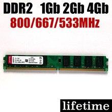 4 ГБ DDR2 Оперативная память 2 ГБ DDR2 800 667 533 мГц-1 ГБ 2 г 4 ГБ/для AMD для Intel memoria ddr2 2 ГБ Оперативная память 800 мГц памяти ddr 2 PC2 6400
