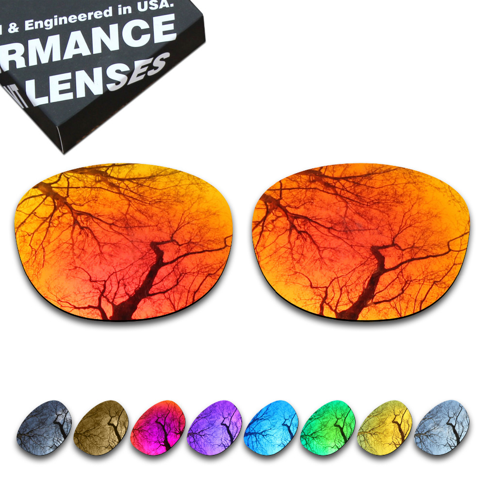 ToughAsNails Polarized Replacement Lenses For Oakley Latch Sunglasses - Multiple Options