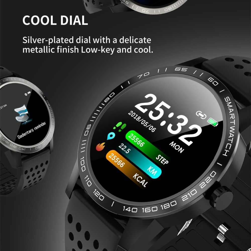 Letike חכם שעון T2 IP67 Waterproof קצב לב לחץ דם ניטור Smartwatch חיצוני ספורט Bluetooth כושר צמיד