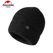 Naturehike Men Women's Hats Knitting Caps Winter Cap Crochet Beanies Caps Outdoor Skiing Camping Warm Hat