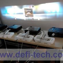 DefiLabs DEFI 4 экранная Интерактивная напольная система Поддержка 4 проекторов, включая настройку растушевки краев 16 эффектов