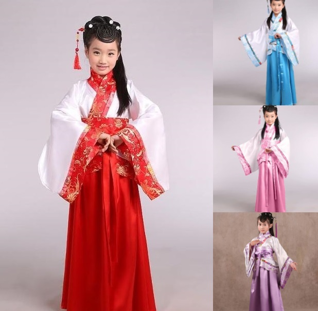 d15900721 Chinese Traditional Han Dynasty Princess Clothing Women Tops+ Skirt Ancient  Hanfu Cosplay Costume Lady National Folk ...