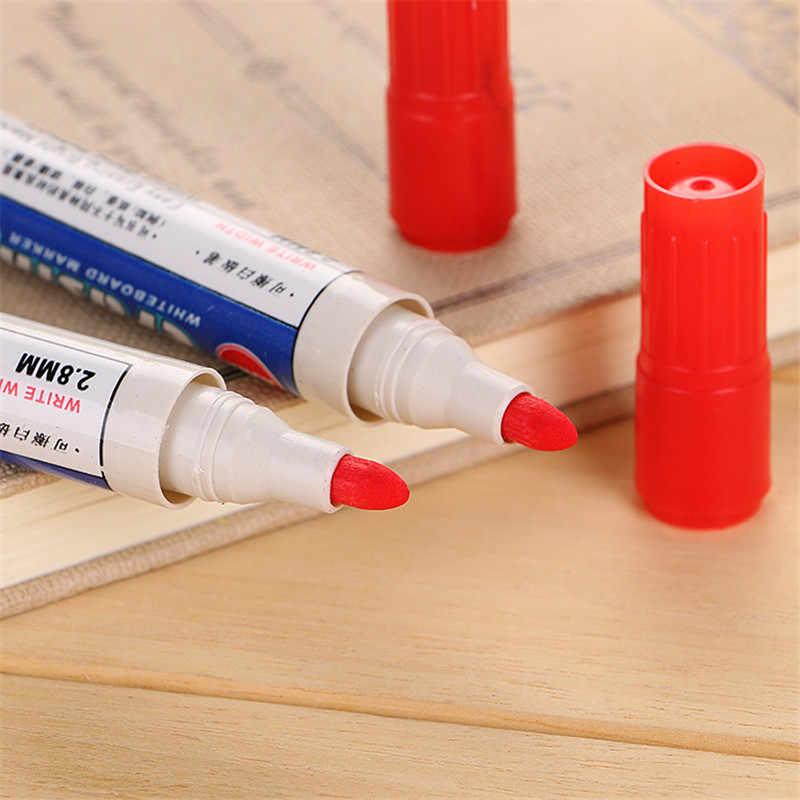 1 chiếc bút viết bảng trắng an toàn bảo vệ môi trường không gây độc hại nước Xong Xóa Được bút dạ đen xanh đỏ lớn viết bảng trắng bút