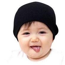 Shocking Show Baby Beanie Boy Girls Soft Hat Children Winter Warm Kids Cap