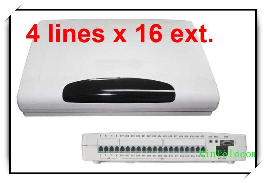 Cp416 Telefon Tk-anlage Schalter Mit 4 Zeilen X 16 Extensions/pbx Telefon Mit Best Preis In Verschiedenen AusfüHrungen Und Spezifikationen FüR Ihre Auswahl ErhäLtlich