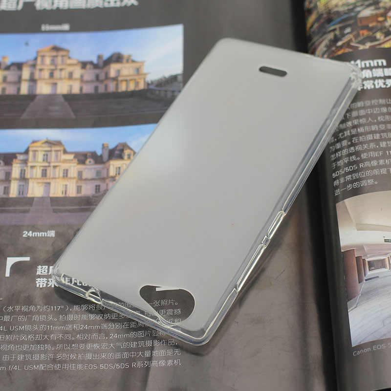 لينة TPU سيليكون غطاء ل Wiko اللب 4 جرام 5.0 بوصة الهاتف المحمول اللون الطلاء حالة الهاتف المحمول الجلد