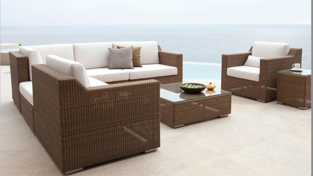 Online Shop 2017 Trade Assurance Rattan Home Rattan Garden Furniture