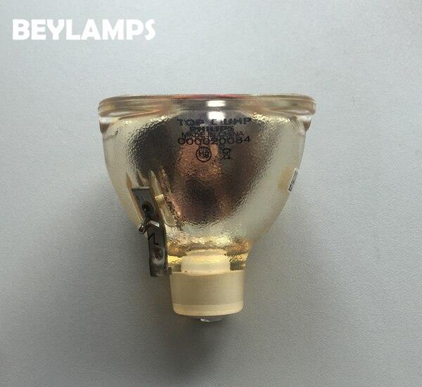 100% projecteur d'origine lampe nue sans boîtier UHP300-250/1.1 E21.7