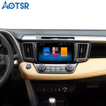 9 «Android 8,0 dvd-плеер для Toyota RAV4 2014 2015 2016 2017 2018 с Octa Core 4G + 32G авто радио мультимедиа NAVI 2 din