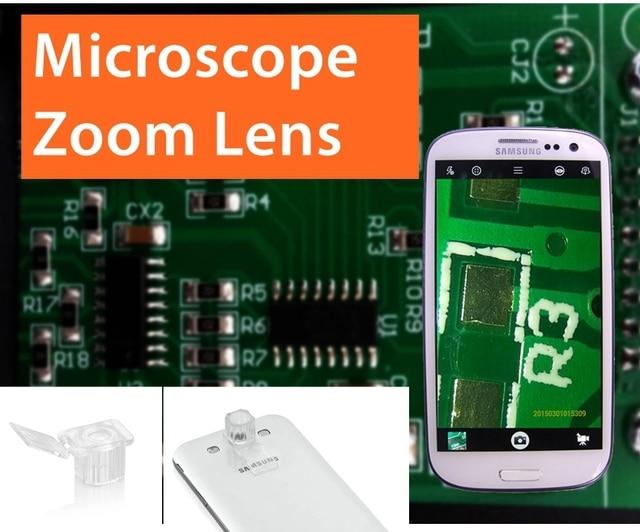 200x Digital Zoom Magnifier Microscope Smart Lenses Micro Camera