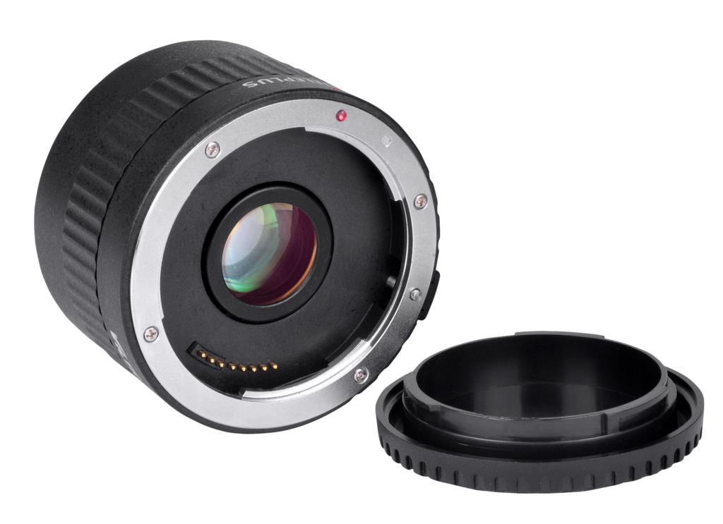 C-AF 2x Teleconverter Magnification Auto Focus Lens for canon ef 5D II III 7D 600D 650D 760D 750D датчик lifan auto lifan 2