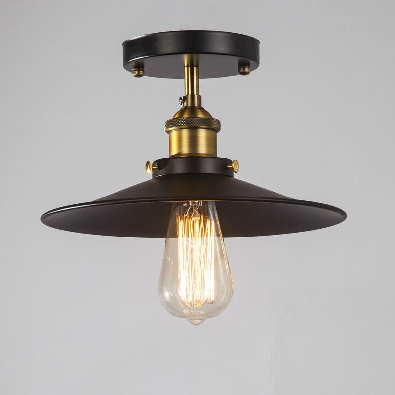 vintage decke lampen amerikanischen stil kupfer lampen decke licht pers nlichkeit einfache land. Black Bedroom Furniture Sets. Home Design Ideas