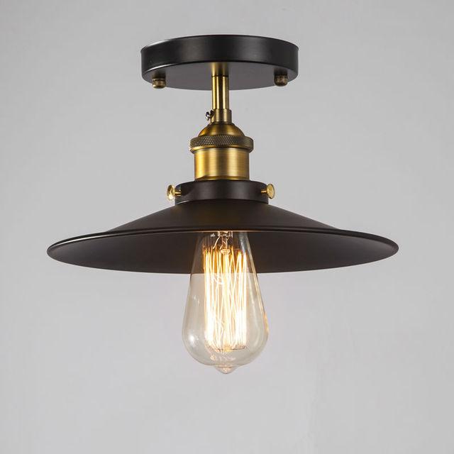 vintage lampen amerikanische kupfer lampen deckenleuchte pers nlichkeit einfache land balkon. Black Bedroom Furniture Sets. Home Design Ideas