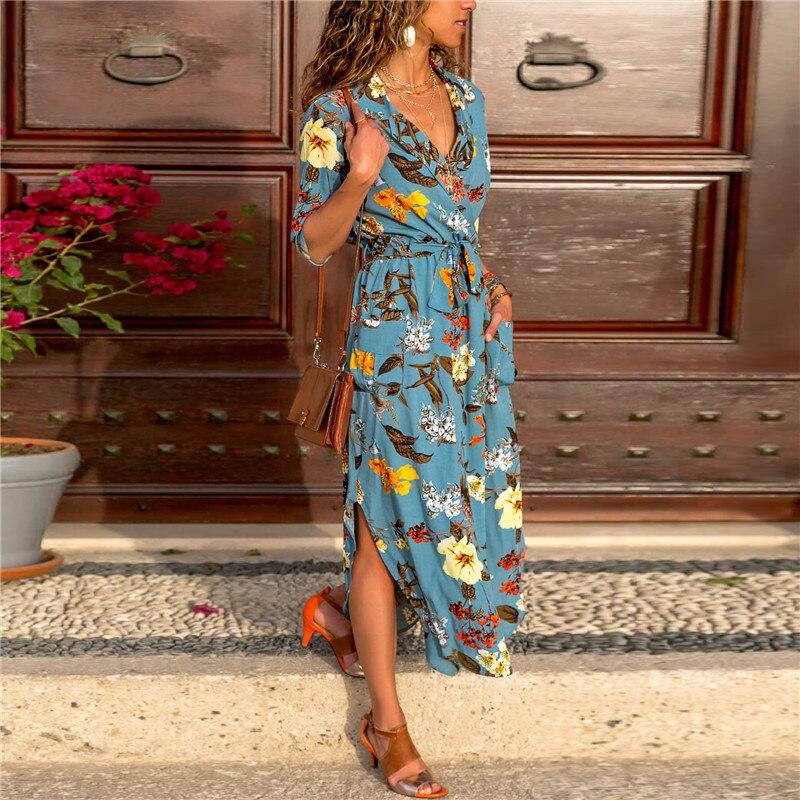 Boho Chic Summer Dresses