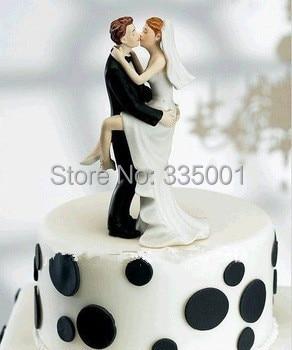 Wedding favor and decoration sexy kissing couple figurine cake wedding favor and decoration sexy kissing couple figurine cake topper resin funny wedding cake junglespirit Images