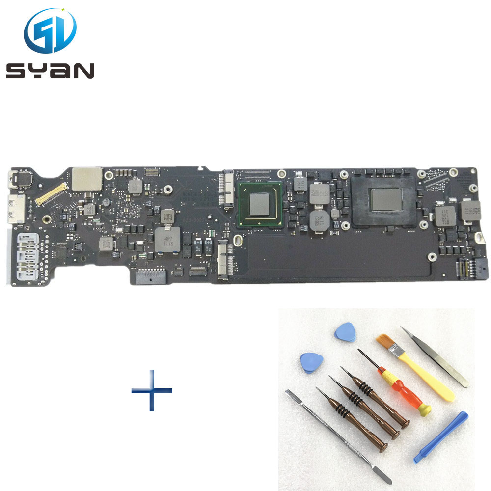 Placa base A1369 para Macbook Air 13,3 1,8 GHZ 4 GB placa lógica 820-3023-A 2011