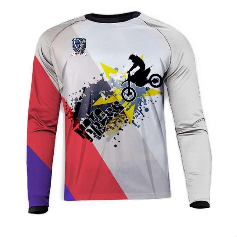 Cycling Enduro Downhill Cycling Jerseys Custom Cycling DH Downhill cycling/BMX Jerseys 2019 new color Motorcycle