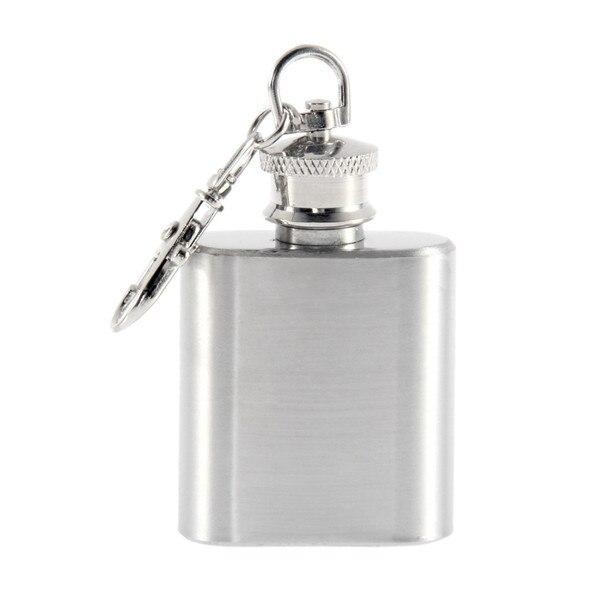 1pc Portable Stainless Steel 1Oz Jack Daniels Hip Flasks Drinkware Russian Painting Flask Whiskey Bottle Shot Gun Flask Newest