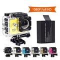 1080P No Wifi Mini Camera 12MP 30M Waterproof Full HD Sport DV Go pro Style Camera Bike Helmet Car Dvr With Extra Battery