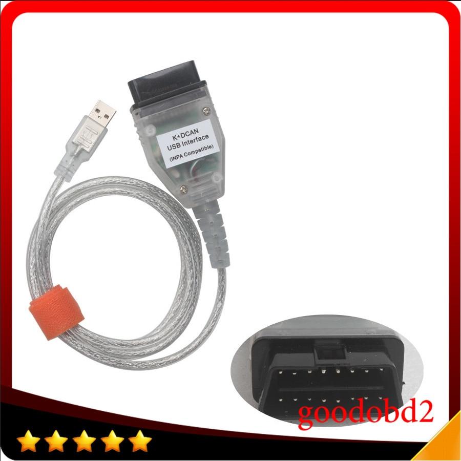 For BMW INPA / Ediabas K Dcan USB Code Reader Inpa K+CAN OBD2 Interface Allows Full Diagnostic tool Read and delete errors оборудование для диагностики авто и мото v diag cn [aliexpress ] bmw inpa k inpa k dcan usb obd2 inpa ediabas bmw