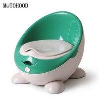 MOTOHOOD Baby Potty Toilet Training Toilet Seat Children's Kids Portable Urinal Comfortable Training Potty Toilet