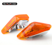 For KAWASAKI ZZR400 ZZR600 ZX600E 1994 2004 Motorcycle Accessories Front Turn Signal Indicator Light Lamp Lens