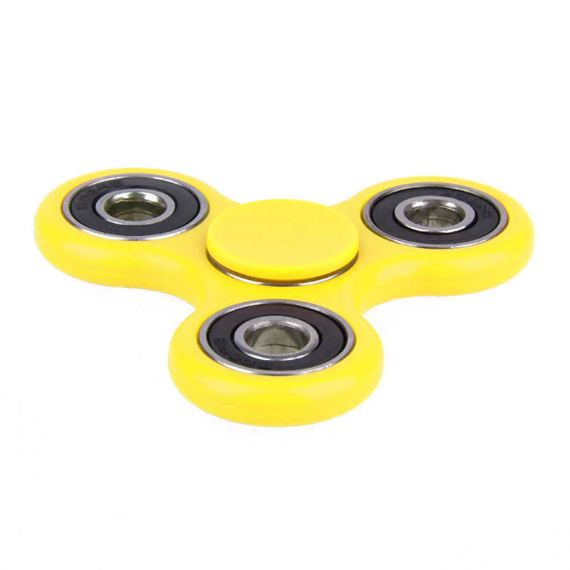 3 Colors Tri-Spinner Fidget Toy EDC Hand Spinner For Autism and ADHD hand spinner Anxiety Stress Relief