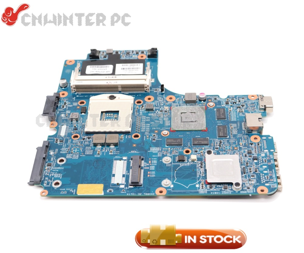 NOKOTION 683494-001 For HP Probook 4740S 4540S 4440S 4441S Laptop Motherboard HM76 DDR3 HD7650M 2GB Video Card недорого