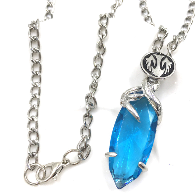 Final Fantasy Crystal Chronicles Yuna Necklace