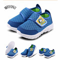2016 summer style niños mesh shoes girls and boys sport shoes niños inferiores suaves shoes comfort transpirable zapatillas s1072