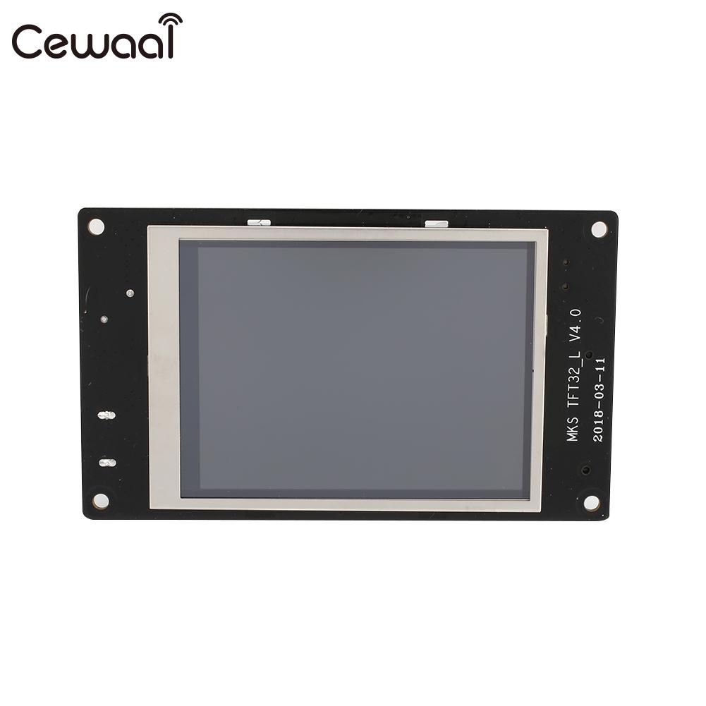 MKS BASE V1.5 Display Display Screen Motherboard Printer Parts Durable Office Exquisite светодиодная лампа 10 cree xlamp xml xm l t6 u2 10w 20 diy