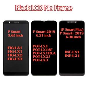 Image 2 - Originele lcd voor Huawei P Smart + Plus 2019 Lcd scherm + Touch Screen Digitizer Vergadering LCD Display P Smart 2019 Scherm