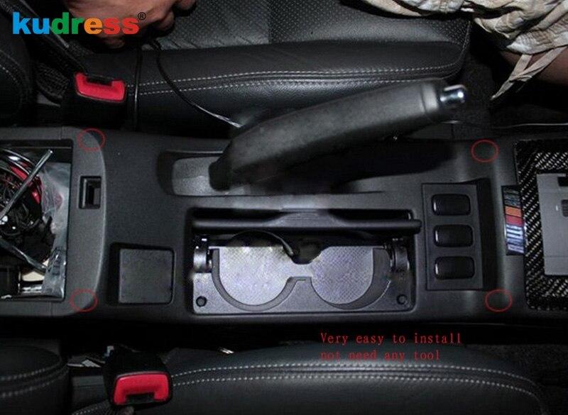 Para Mitsubishi Lancer Lancer EX 2008-2014 Cubierta de la Copa de - Accesorios de interior de coche - foto 2