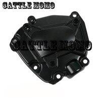 Aluminum Black Engine Stator Crank Case Generator Cover Crankcase For Yamaha YZF R1 2009 2010 2011 2012 2013 2014 Crankcase