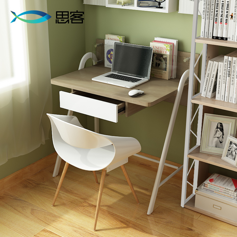 Best Off The Shelves Simple Combination Of Home Study Desk Desktop Computer Creative In Children Tables From Furniture On