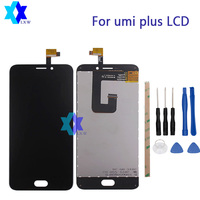 For Umi Plus Plus E LCD Display Touch Screen Panel Digital Replacement Parts Assembly Original 5