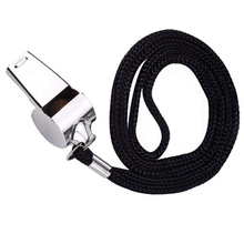 Referee Whistle Baseball Survival Stainless-Steel Outdoor Sports First-Aid
