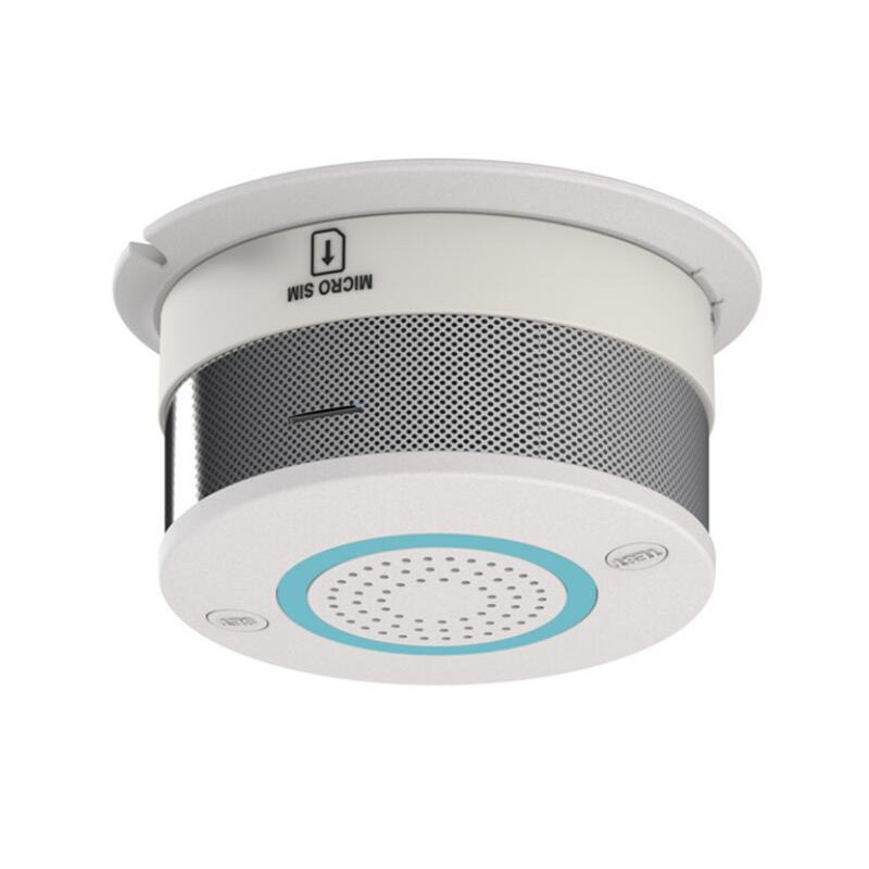 GSM SMS Smoke Detector Fire Alarm Protection Sensor GSM SIM Card Message Smoke Alarm Phone Number Fire Detector