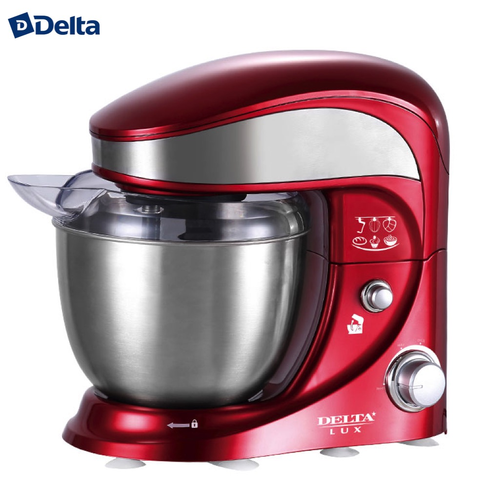 Food Mixers Delta 0R-00003459 Mixer for kitchen Appliances for home DL-5070P electric planetary dough with bowl food mixers delta 0r 00003459 mixer for kitchen appliances for home dl 5070p electric planetary dough with bowl