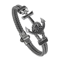 Anchor Cuff Bracelets & Bangles for Men