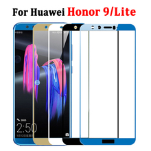 Honor 9 Light Glass For Huawei Honer 9 Lite Screen Protector On Huaweii 9Lite Tempered Glas Safety Protective Honor9  2.5D
