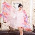 100% Real Lenço De Seda de Luxo Da Marca de Moda das Mulheres de Seda Pura lenço Das Senhoras Xales e Cachecóis Toalha de Praia Casuais para As Mulheres Bandana