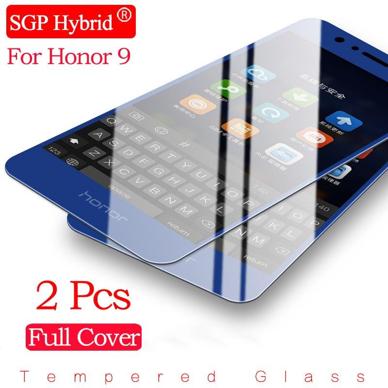 ⑥2 unids 3D cubierta completa de vidrio templado para Huawei honor ...