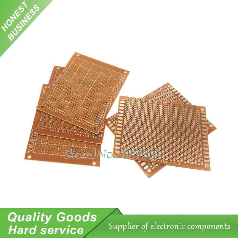Diy Prototype Paper Pcb Universal Experiment Matrix Circuit Board 5x7