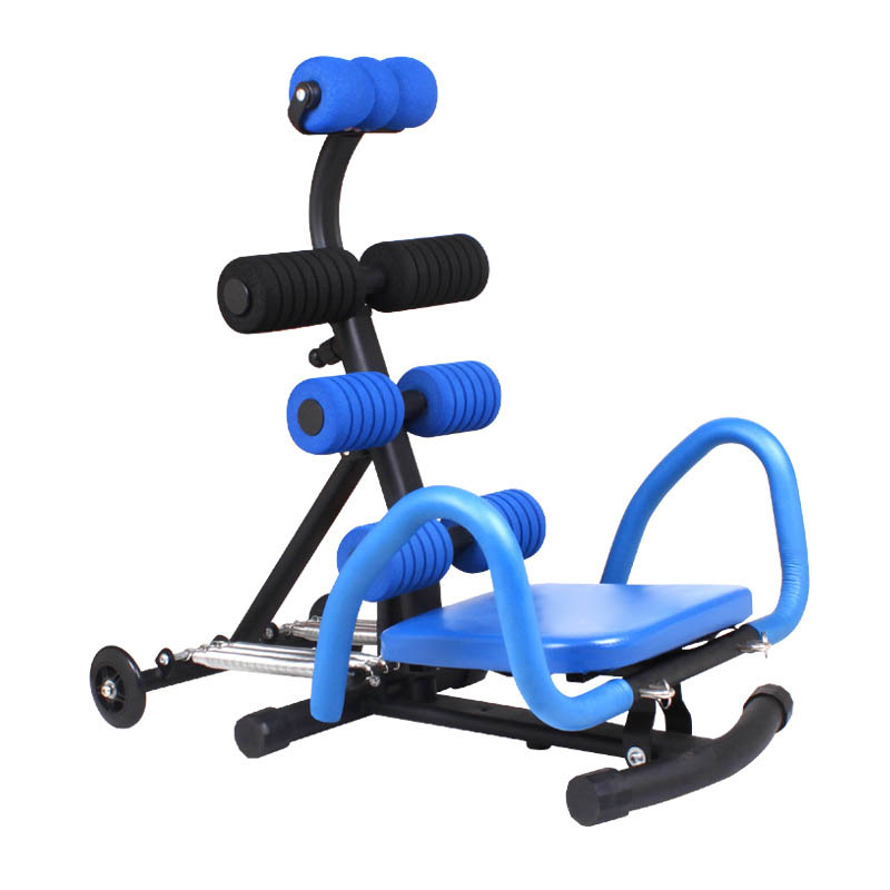 Folding sit up reck bench machine abdominal bench abdominal muscles Exerciser body building fitness equipments for gym/home new Sit Up Benches     - title=